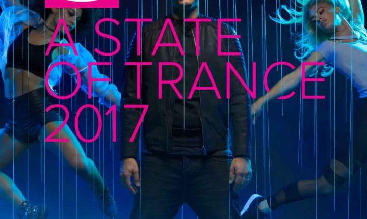 Tracklist compilatie Armin van Buuren – A State of Trance 2017