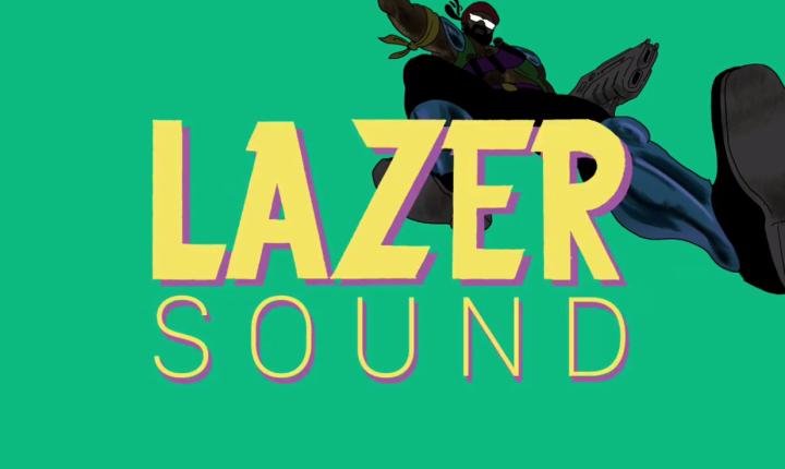 LAZER SOUND by Major Lazer
