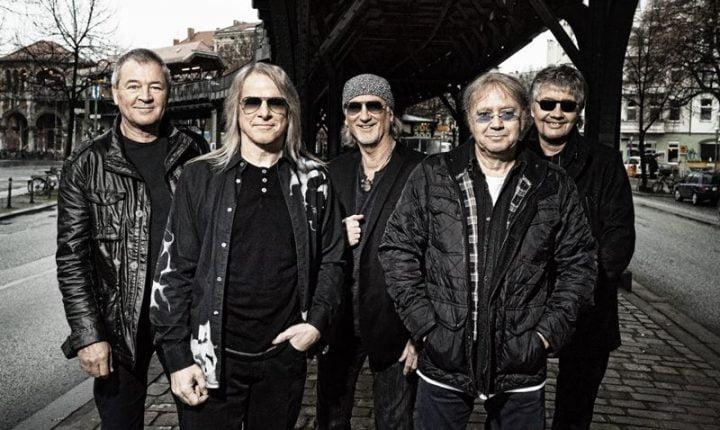 Deep Purple are un nou album denumit Infinite