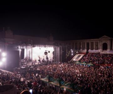 Concert Smiley – 10 ani