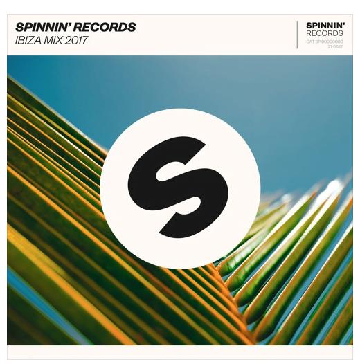 Spinnin' Records Ibiza Mix 2017